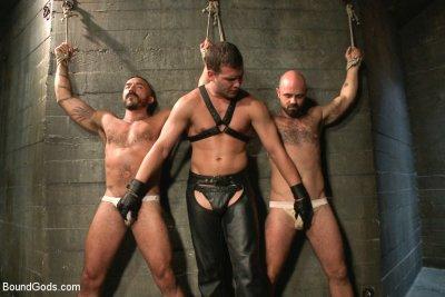 That gay bondage dvds