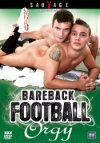 SauVage, Bareback FootBall Orgy