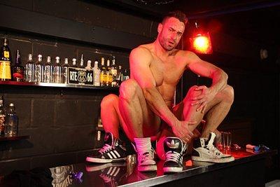 Fetish sneaker sex