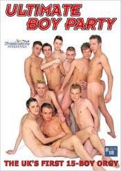Boyz party gay porn