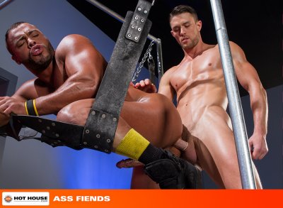 Ass fiends sean zevran and jacob taylor